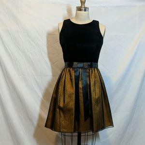 Donna Ricco vintage party dress